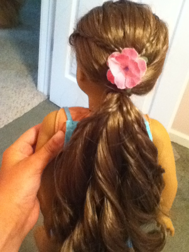 American Girl Doll Disney Hairstyles : Best images about ag hair salon on doll