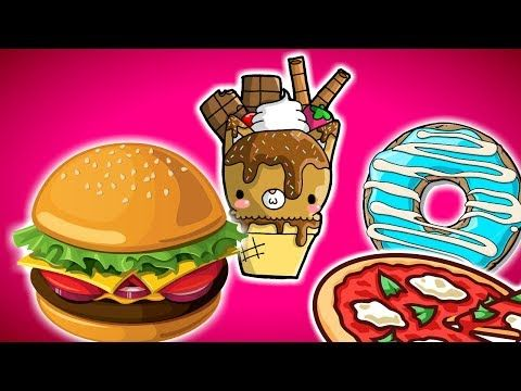 Games for Girls   Cooking Game