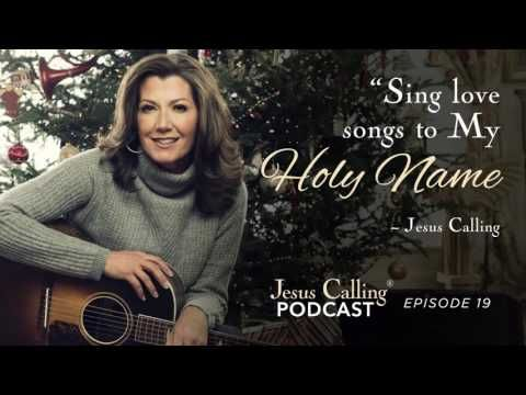 [Podcast] Amy Grant: Seeking God's Presence Through Stillness