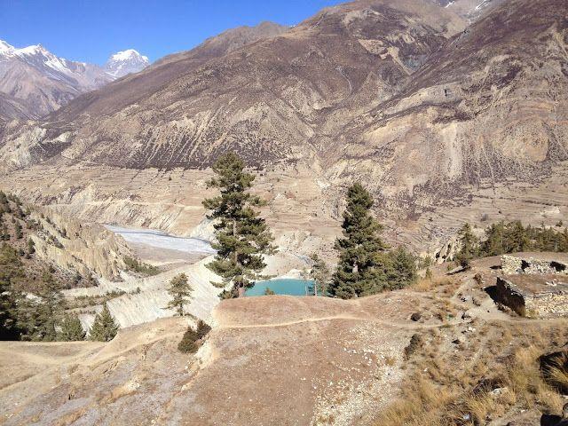 Блог Aндрея Zюзикова: Трекинг вокруг Аннапурны. Гималаи. Непал. ДЕНЬ 6. АККЛИМАТИЗАЦИЯ