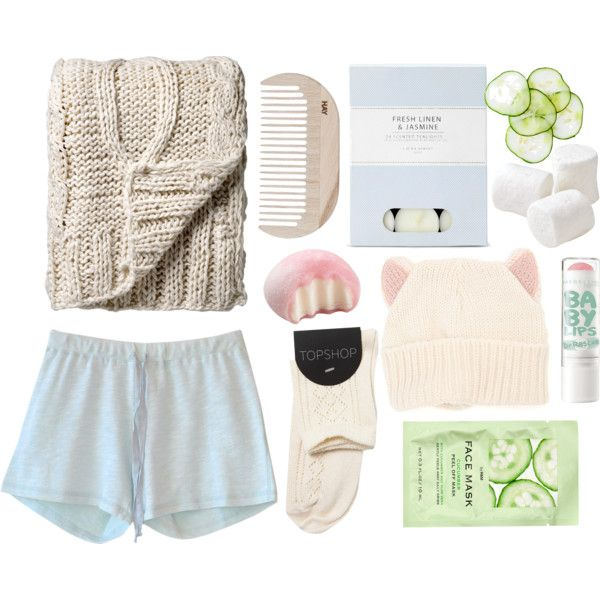 frost by k-oni on Polyvore featuring косметика, H&M, HAY, With Love From CA, Clu, Bloomingville and Laura Ashley