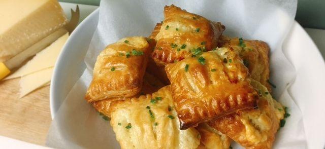 Deze kaasbroodjes kunnen natuurlijk niet ontbreken op jouw paastafel!