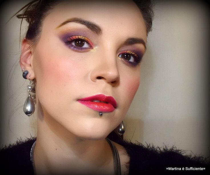 Contest L'Oréal: Tutorial Color Clash | Martina