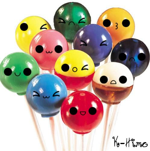 Kawaii Lollipops Cute Lollipops By K Hime Pop It