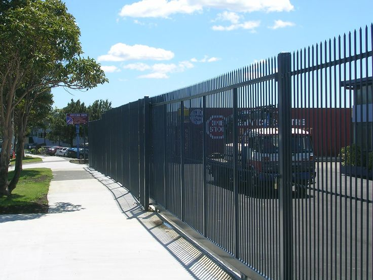 Get Gates & Fence It - Security Fence