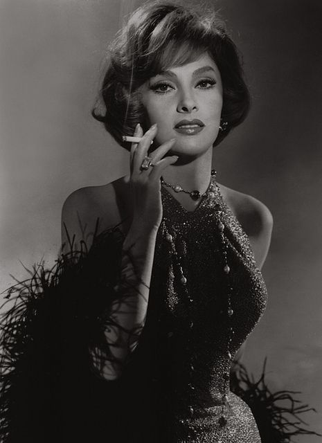 Gina Lollobrigida, 1961 by pictosh, via Flickr