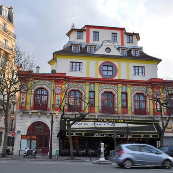 Théâtres parisiens: le Bataclan