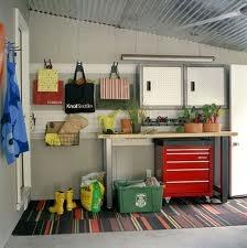 Another cute garage storage idea