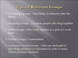Image result for reference group