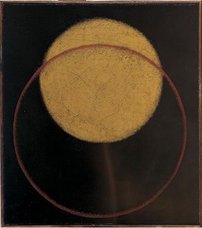 Alexander Rodchenko, Composition No.61, 1918