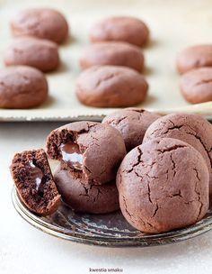 Ciasteczka z czekoladą.