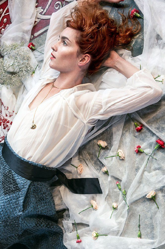 Hana Vagnerová IMDb Actresses, Victorian dress