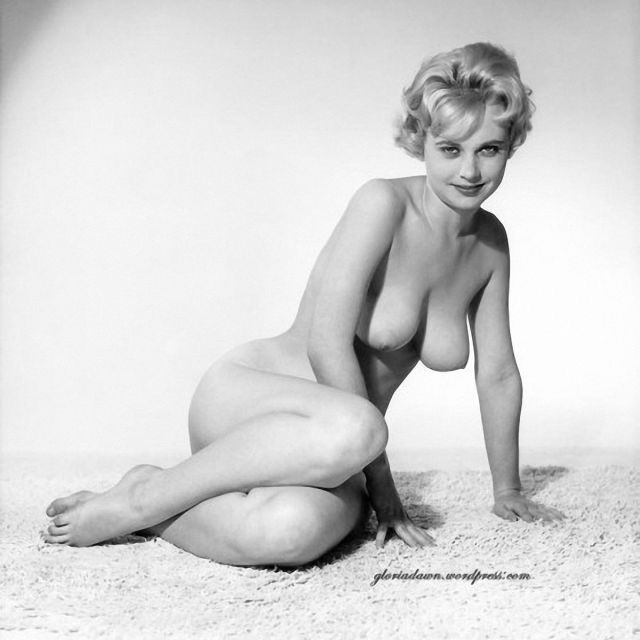 Vintage Nude Pin Up 59