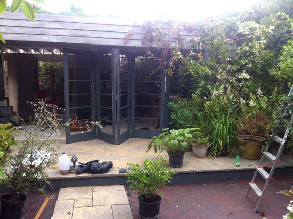 Behind the scenes - Nigel Slater's kitchen