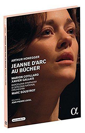Arthur Honegger: Jeanne D'Arc Au Bucher DVD