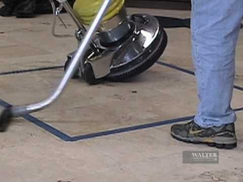How anyone can polish natural stone such as Marble, Limestone, Travertine, Terrazzo, and Concrete with The Norton Diamond Disk Stone Polishing Pads and some basic floor equipment. Anyone can master these few easy to learn steps that will produce professional results in stone restoration and polishing. How to get the wet look on polished stone us...