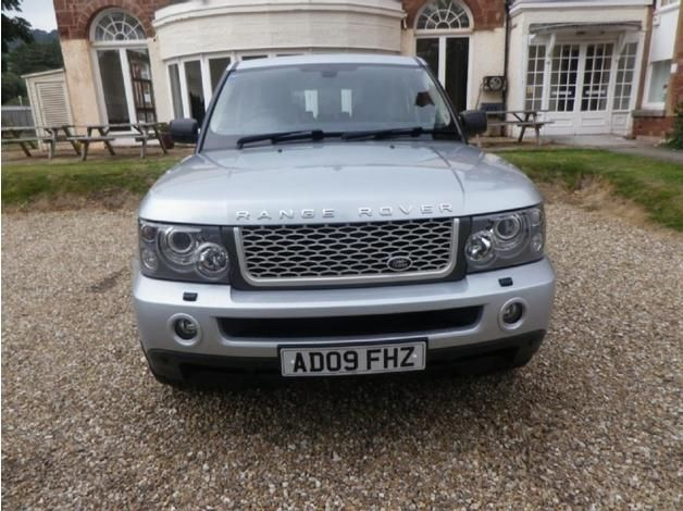 Land Rover - Range Rover - Sport - 2009 (09) - Automati - Diesel, 88,000 miles for sale