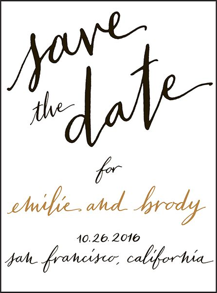 These eco friendly wedding invitations are perfect for both traditional and modern weddings, with their classic letterpress printing and timeless calligraphy style.