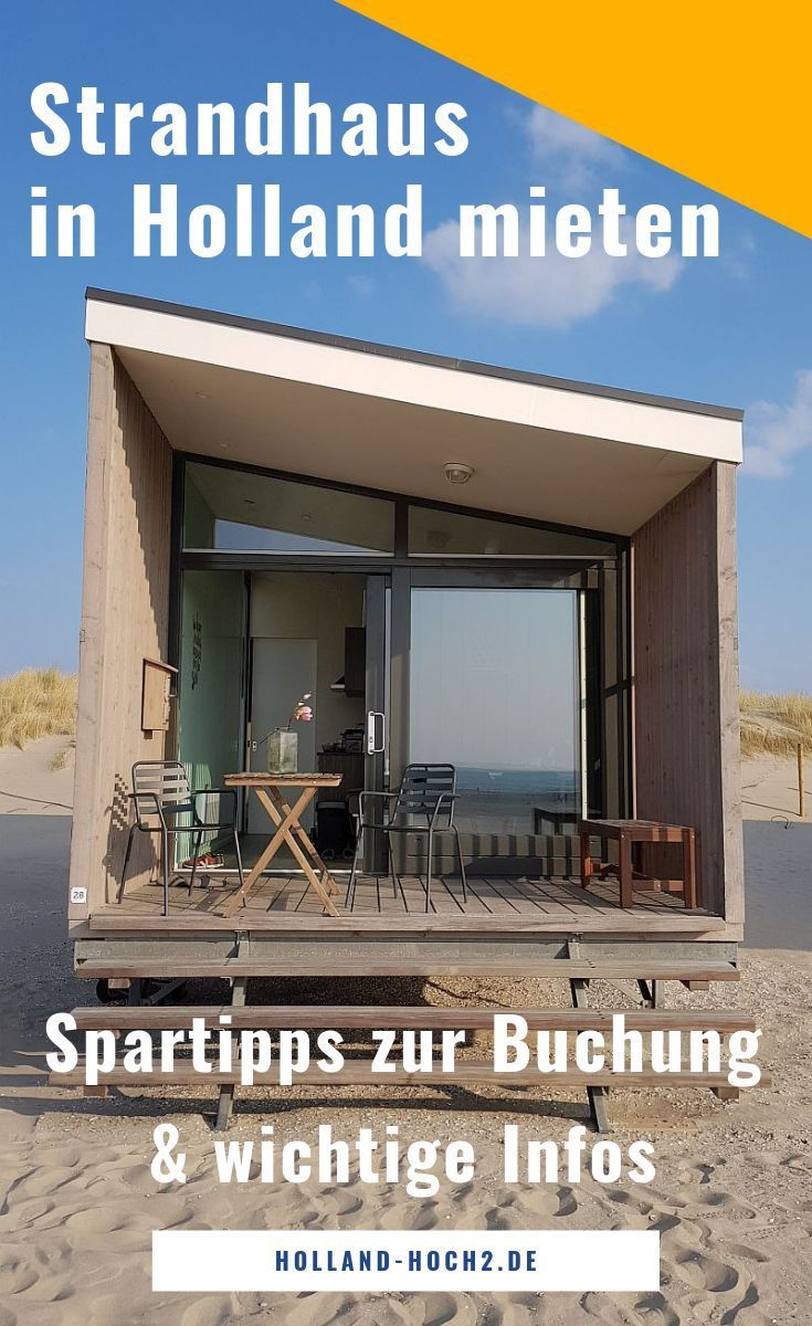 Strandhäuser in Kijkduin: Erfahrung, Bewertung, Fotos & Video