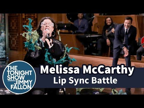 Melissa McCarthy Just Did Something So Incredibly Hilarious on Jimmy Fallon, and the Whole Internet Can't Stop Watching This Clip!
