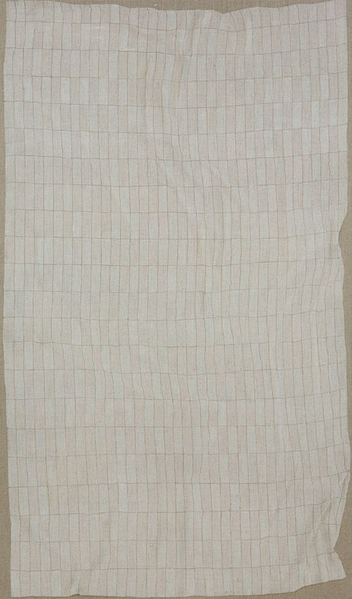 Helene Appel | Sheet, 2008 Oil on linen