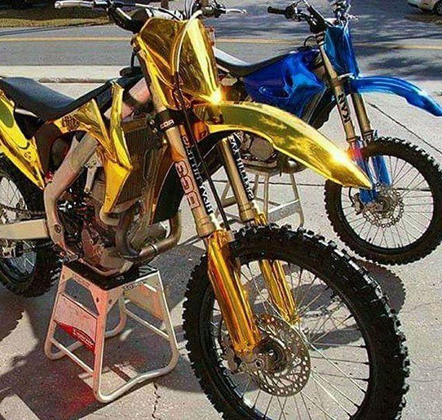 I want these plastics~Follow us |@moto_culture| ~ #motocross #dirtbikes #sportbikes