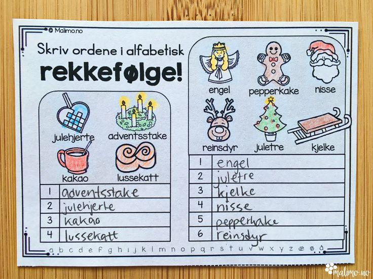 Julebøkene er delt inn i 1.-2.trinn, 3.-4.trinn og 5.-7.trinn, og formålet er å få repetert grunnleggende tema i norsk og matematikk - med en solid dose julekos i tillegg! Velg og vrak blant sidene, der flere har vintertema for elever som ikke feirer jul.