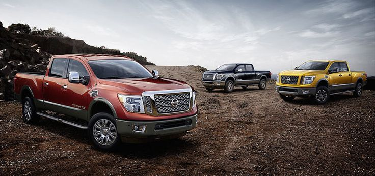Get to know more about the Titan of trucks, the Nissan Titan XD 2016 model and much more for free, its features, interiors ......