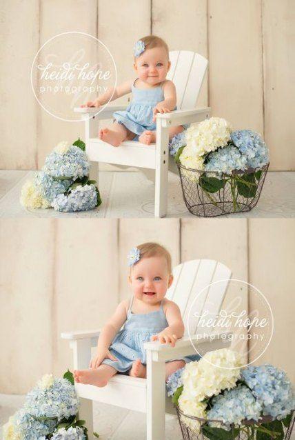 47 trendige Fotostudios setzen Neugeborenenfotos in Szene