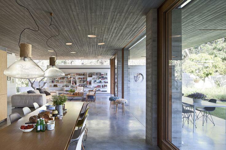 House of an Architect Modern Home in Ramat Hasharon, Tel Aviv… on Dwell