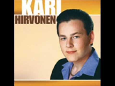 Kari Hirvonen - Sanat Leikkivät Huulillas