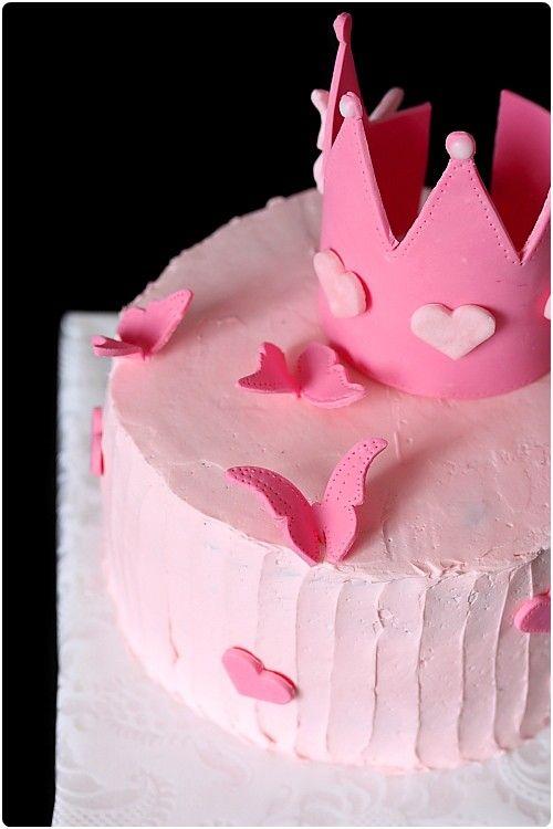 J'étais très contente à l'idée de réaliser le gâteau d'anniversaire de ma (seconde) petite nièce qui allait avoir 1 an. Depuis quelques temps, je rêve
