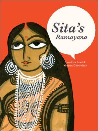 Sita's Ramayana - Moyna Chitrakar