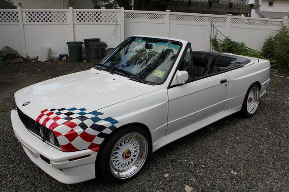 1990 BMW E30 M3 Cabrio Replica