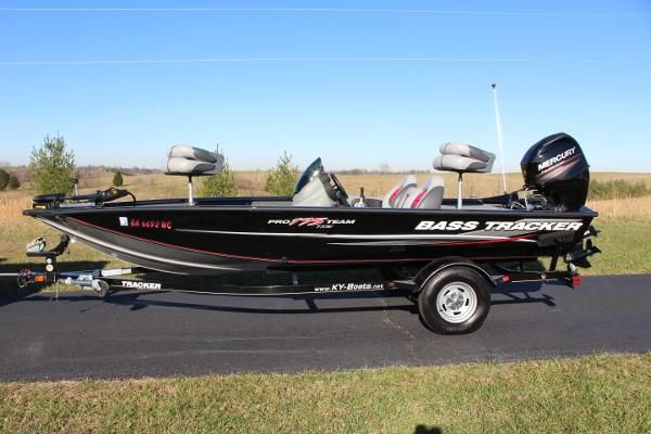 Used 2014 bass tracker 175 with only 18 hours richmond for Bass tracker fishing boats