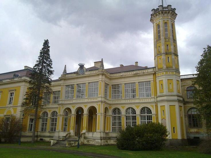 Füzérradvány, Károlyi-kastély - Hungary