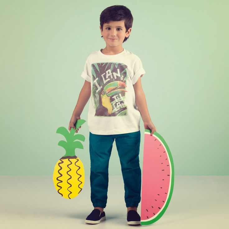 I can - Tu can #Summer #OFFCORSS #FashionKids