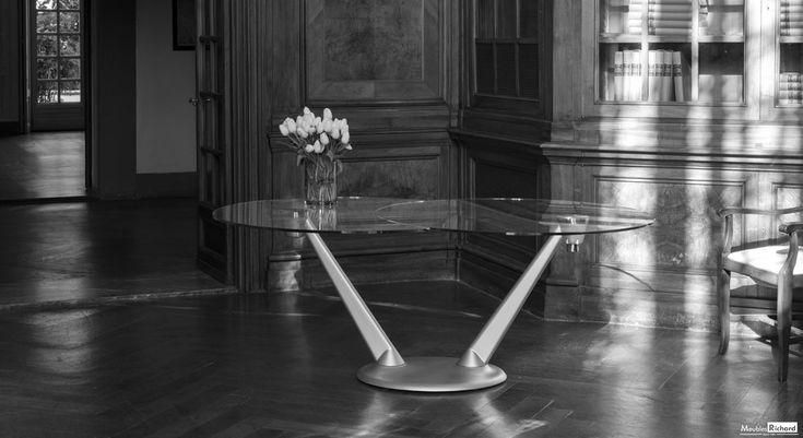 les 25 meilleures id es de la cat gorie table ceramique extensible sur pinterest design de. Black Bedroom Furniture Sets. Home Design Ideas
