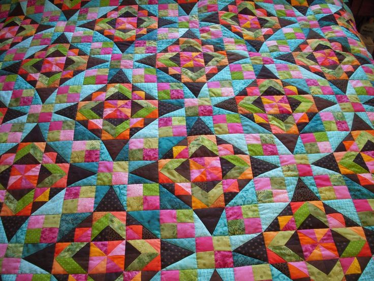 AfterMath Quilting: Summer Solstice (Bonnie Hunter Mystery)