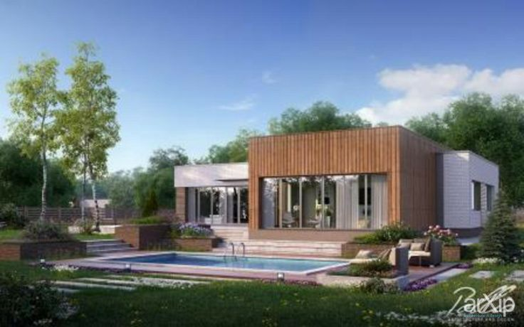 X9: архитектура, 1 эт | 3м, жилье, хай-тек, 200 - 300 м2, фасад - штукатурка, каркас - кирпич, коттедж, особняк #architecture #1fl_3m #housing #hitech #200_300m2 #facade_plaster #theframework_brick #cottage #mansion arXip.com