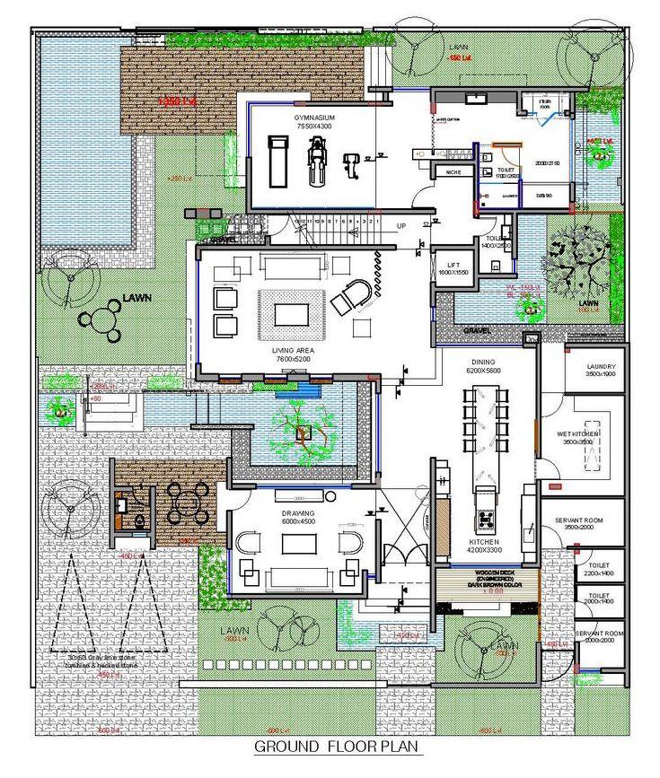 Best 25+ Villa plan ideas on Pinterest   Sims 3 deck ideas ...