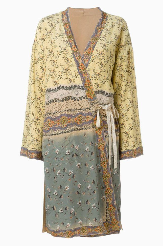 Как и с чем носить кимоно: модные модели и лучшие образы на подиумах и фото звезд | Vogue | Мода | Выбор VOGUE | VOGUE