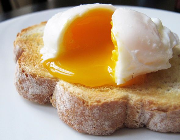 Weight loss: eggs fast weight loss