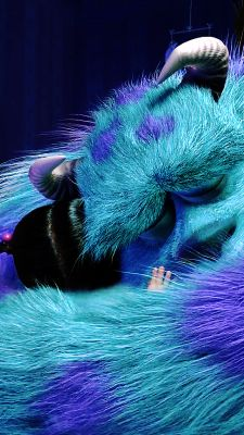 *SULLEY & BOO ~ Monsters Inc.,