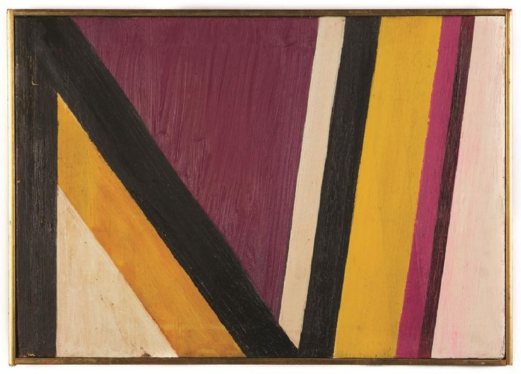 Peter Busa (American, 1914-1985) Painting : Lot 0004