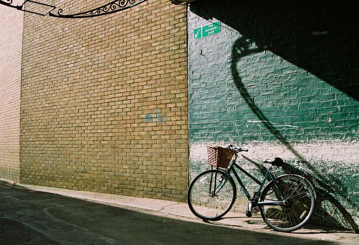 a bicycle Kasia A. Liszewska ©