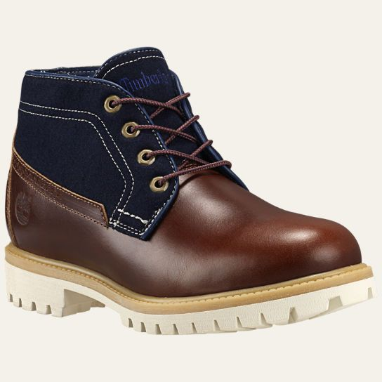 #Timberland | Men's Timberland® #Classic #Chukka #Boots #blue # red