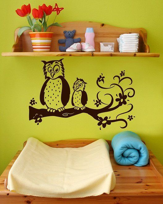 Best Wall Stickers Images On Pinterest Wall Stickers Family - How to put a vinyl decal on a wall