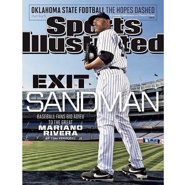 SI/Exit Sandman/Marian Rivera