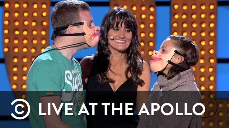 Ventriloquist Nina Conti: Live at the Apollo - Comedy Central UK